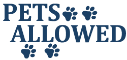 Pets Allowed Logo-Grooming, Lodging & Training